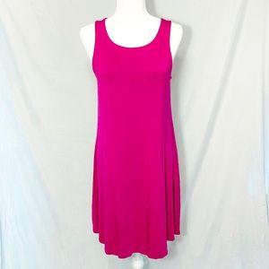 GAP Luxe Pink Dress